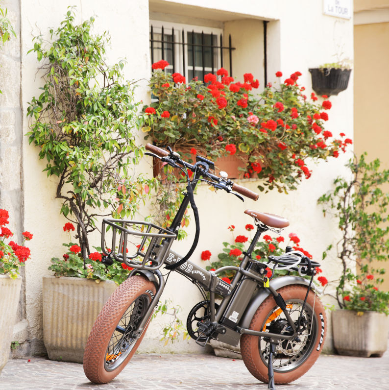E-Bike Cannes Suquet