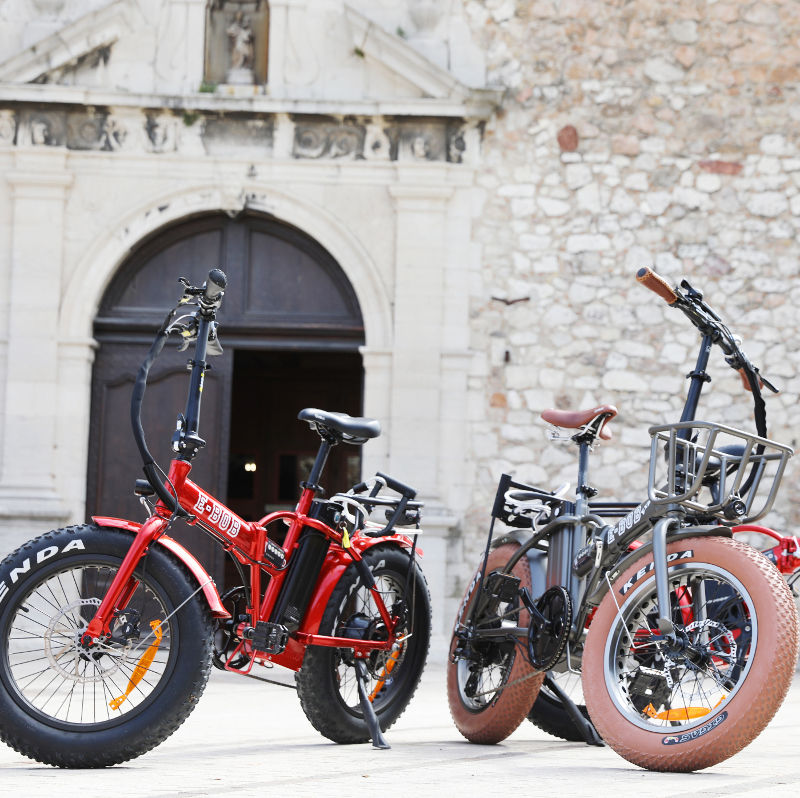 E-Bike Cannes Suquet 2